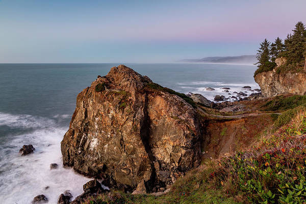 Photograph - Clear Sunset At Wedding Rock by ProPeak Photography