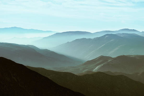 Laguna Mountains Photograph - Clearing Your Head by Alexander Kunz