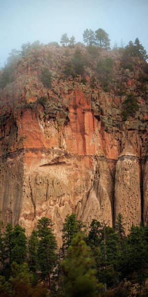 Photograph - Cliff Face by Jeff Phillippi