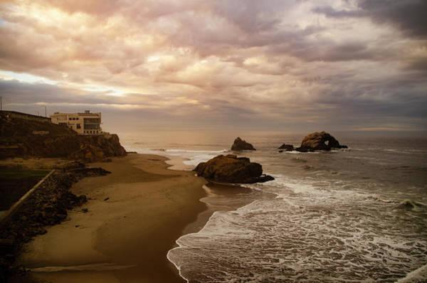 Photograph - Cliff House - San Francisco California by Bill Cannon