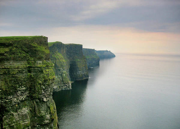 Clare Photograph - Cliffs Of Moher County Clare Ireland by Rodger Bryant Photography