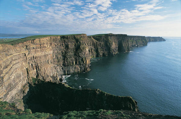 Irish Landscape Photograph - Cliffs Of Moher, Ireland by Andrew Gunners