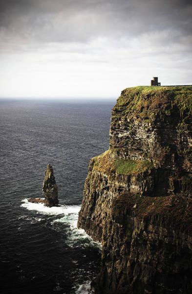 The Burren Photograph - Cliffs Of Moher by Kelvinjay