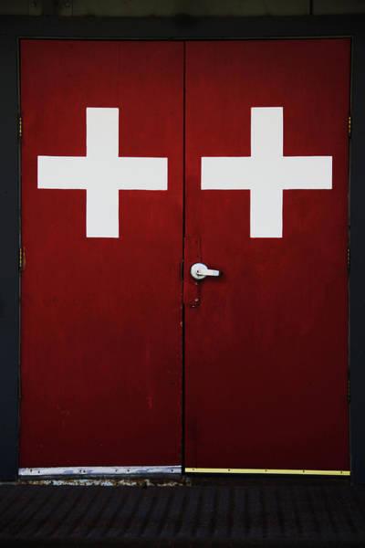 Wall Art - Photograph - Clinic Doors by J Havnen