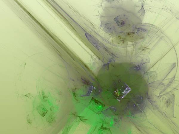 Digital Art - Close by Jeff Iverson