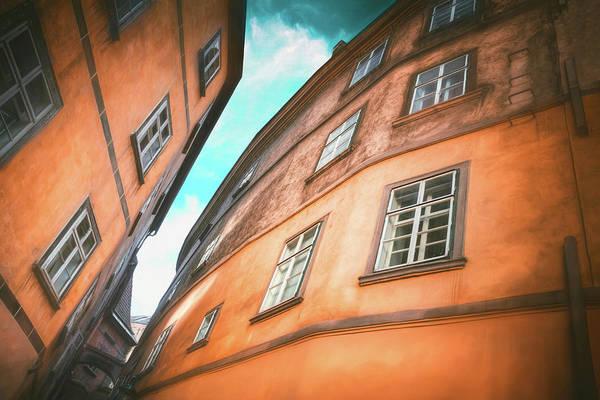 Wall Art - Photograph - Close Neighbors Vienna Austria  by Carol Japp