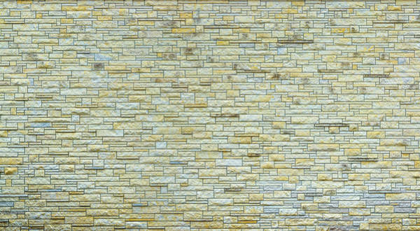Wall Art - Photograph - Close-up Of A Stone Wall by Panoramic Images