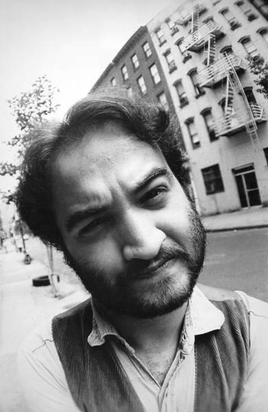 Greenwich Village Photograph - Close-up Of John Belushi by Fred W. McDarrah