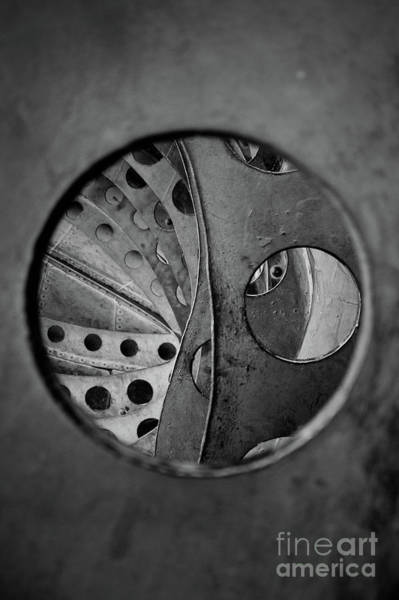 Wall Art - Photograph - Close-up Of Seafarers Memorial by Byron King