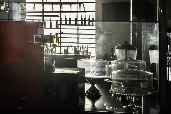 Photograph - Closed Bakery by Sharon Popek
