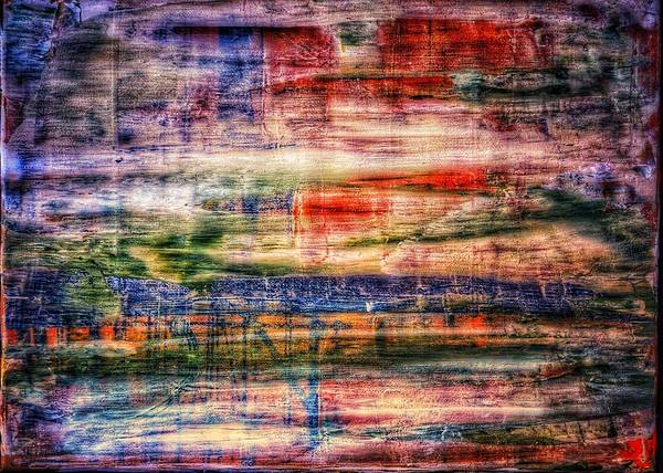 Avondet Wall Art - Digital Art - Closed Door by Natalie Avondet