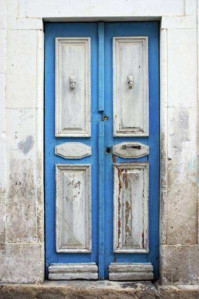 Tunisia Photograph - Closed Door Of Building by Tobias Raddau / Eyeem