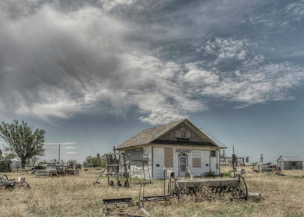 Photograph - Closed Shop by Laura Hedien