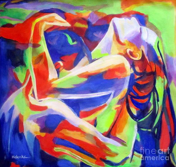 Closeness Art Print