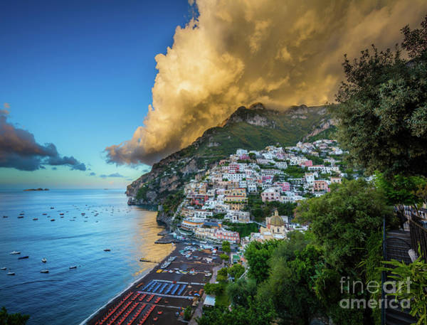 Wall Art - Photograph - Cloud Avalanche by Inge Johnsson