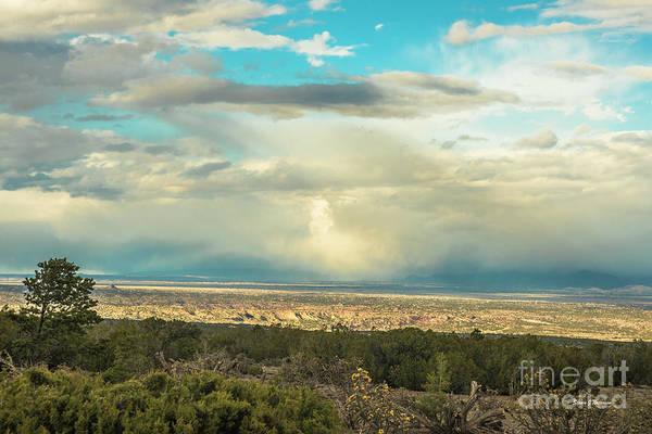 Photograph - Cloud Burst by Steven Natanson