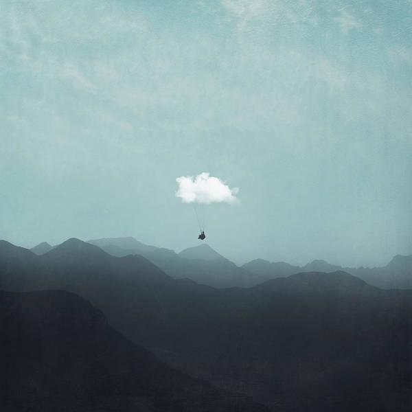 Photograph - Cloud Gliding by Dirk Wuestenhagen