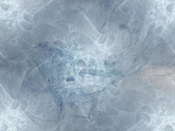 Digital Art - Cloud In The Waves by Jeff Iverson