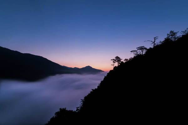 Photograph - Cloud River Twilight by William Dickman