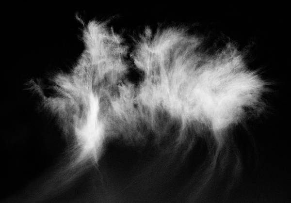 Photograph - Cloud Study In B W by Paul W Faust - Impressions of Light