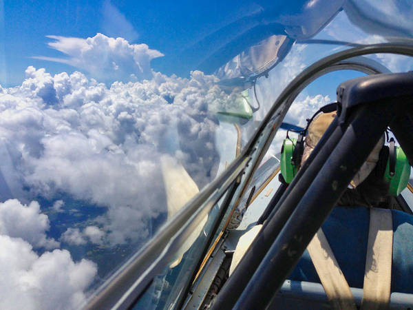 Photograph - Cloud Surfing by Tom Gresham