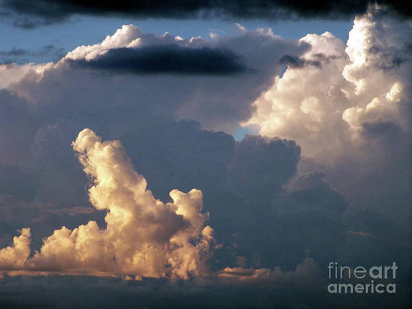 Wall Art - Photograph - Cloud Tapestry by Brian Commerford