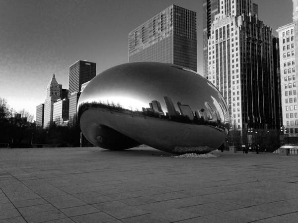 Photograph - Cloudgate 2 by Sue Conwell
