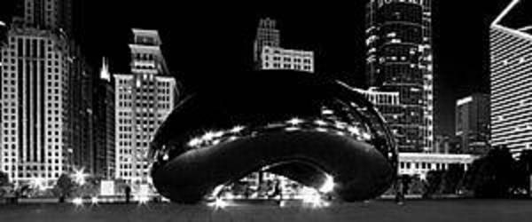 Photograph - Cloudgate by Sue Conwell