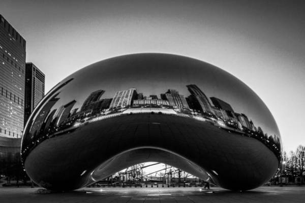Photograph - Cloudgate4 by Sue Conwell