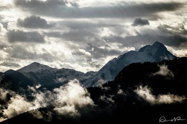 Photograph - Clouds Above All by Dennis Dempsie