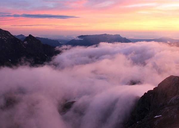 Wall Art - Photograph - Clouds At Dawn by Alex Lim