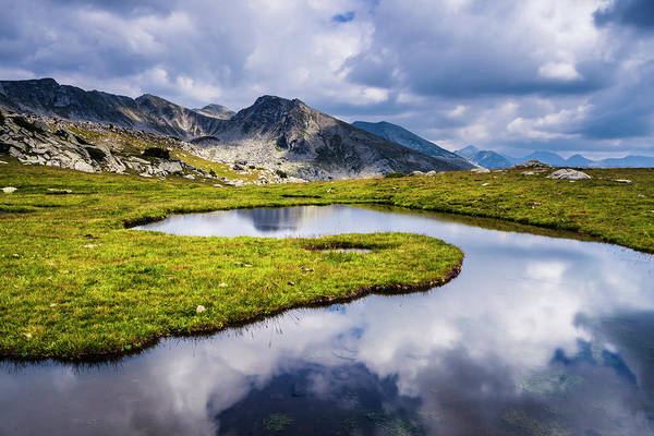 Wall Art - Photograph - Clouds In The Lake by Evgeni Dinev