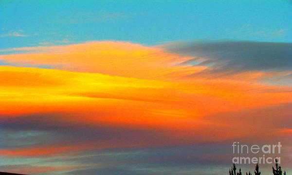 Photograph - Clouds  by Joyce Woodhouse