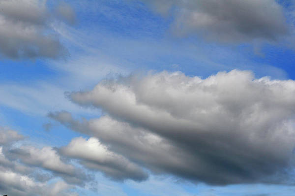 Photograph - Clouds On The Move by Kathleen Gauthier