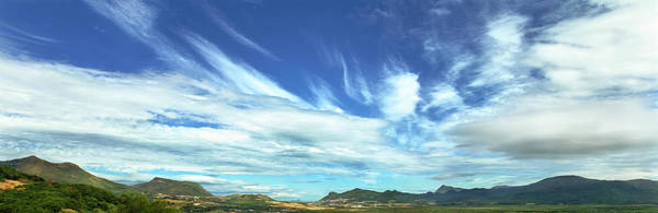 Wall Art - Photograph - Clouds Over Landscape, Eastern South by Panoramic Images