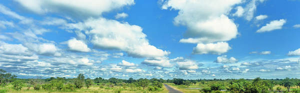 Wall Art - Photograph - Clouds Over Landscape, Kruger National by Panoramic Images
