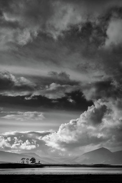 Wall Art - Photograph - Clouds Over Loch Laich by Dave Bowman