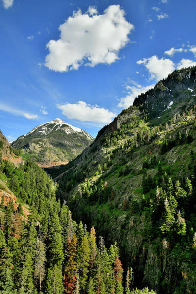 Photograph - Clouds Over Million Dollar Highway by Ray Mathis