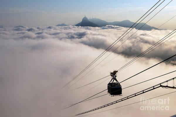 Wall Art - Photograph - Clouds Over Rio De Janeiro by Publio Furbino