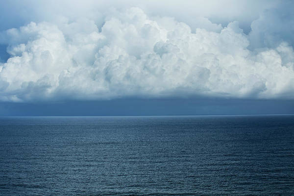 Wall Art - Photograph - Clouds Over The Pacific Ocean, Australia by Panoramic Images