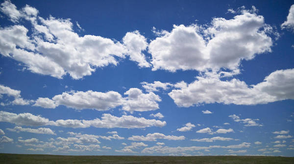 Photograph - Clouds, Part 1 by Carl Young