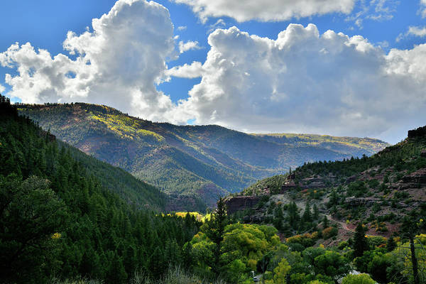Photograph - Clouds Rising Over Highway 145 by Ray Mathis