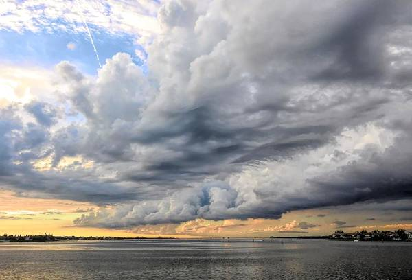 Photograph - Clouds Roll In by Robert Stanhope