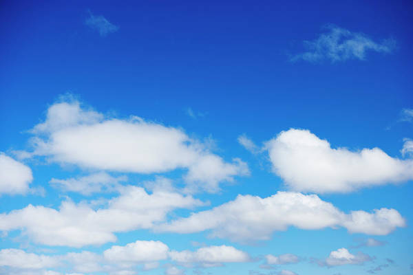 Carefree Photograph - Clouds by Thomas Northcut