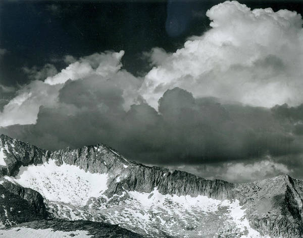 Clouds - White Pass Art Print by Archive Photos