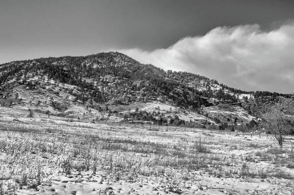 Photograph - Cloudy Mountain by Dan Urban
