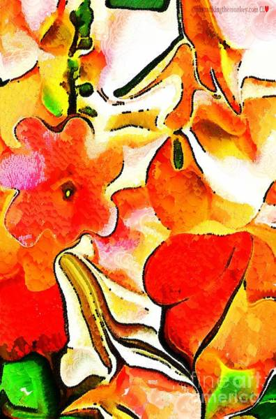 Painting - Clownin Around by Catherine Lott
