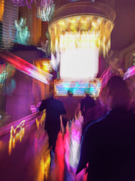 Photograph - Clubbing On Arcturus Iv by Alex Lapidus