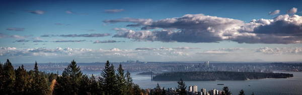 Wall Art - Photograph - Clusters Of Vancouver by Monte Arnold