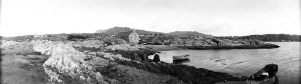 1923 Photograph - Coast At Arisaig by Alfred Hind Robinson